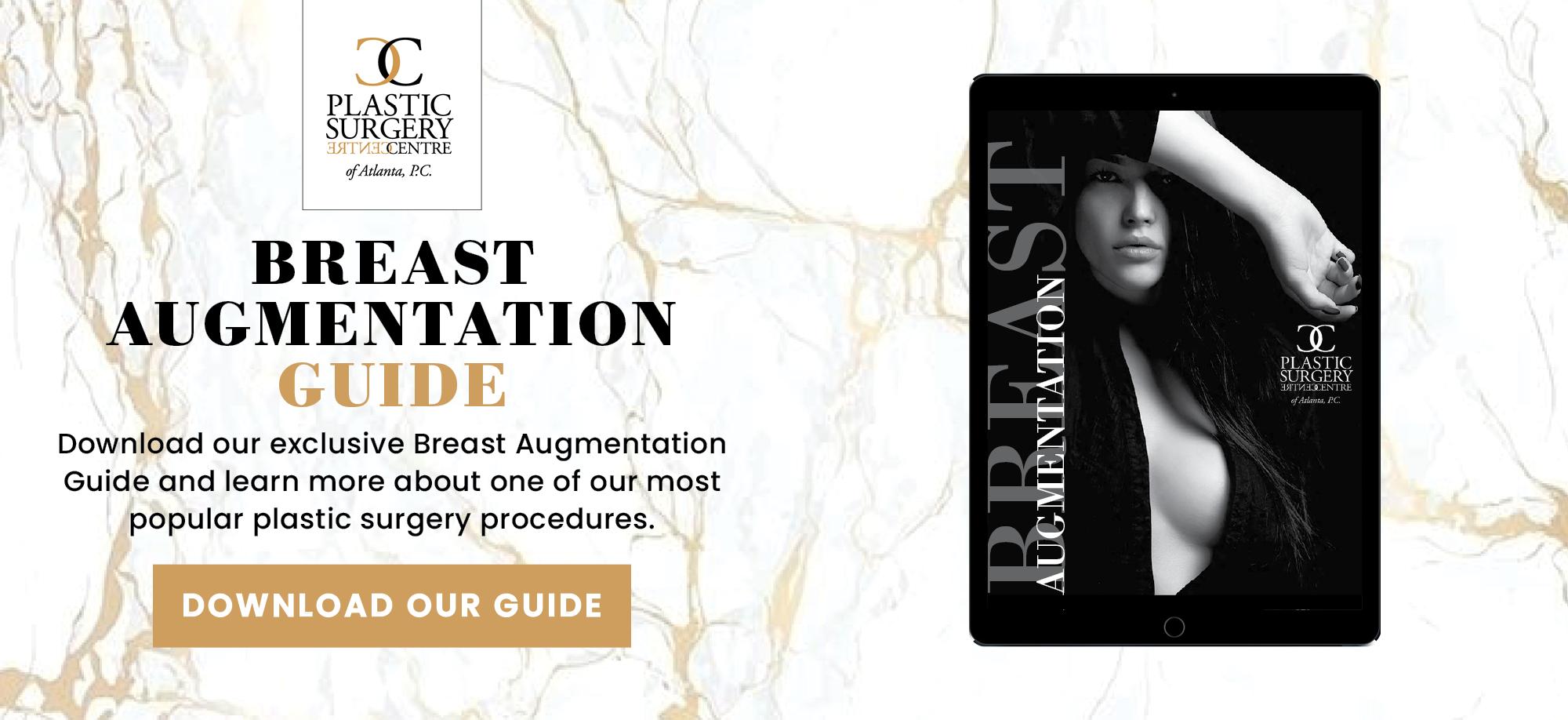 Breast Augmentation Guide CTA