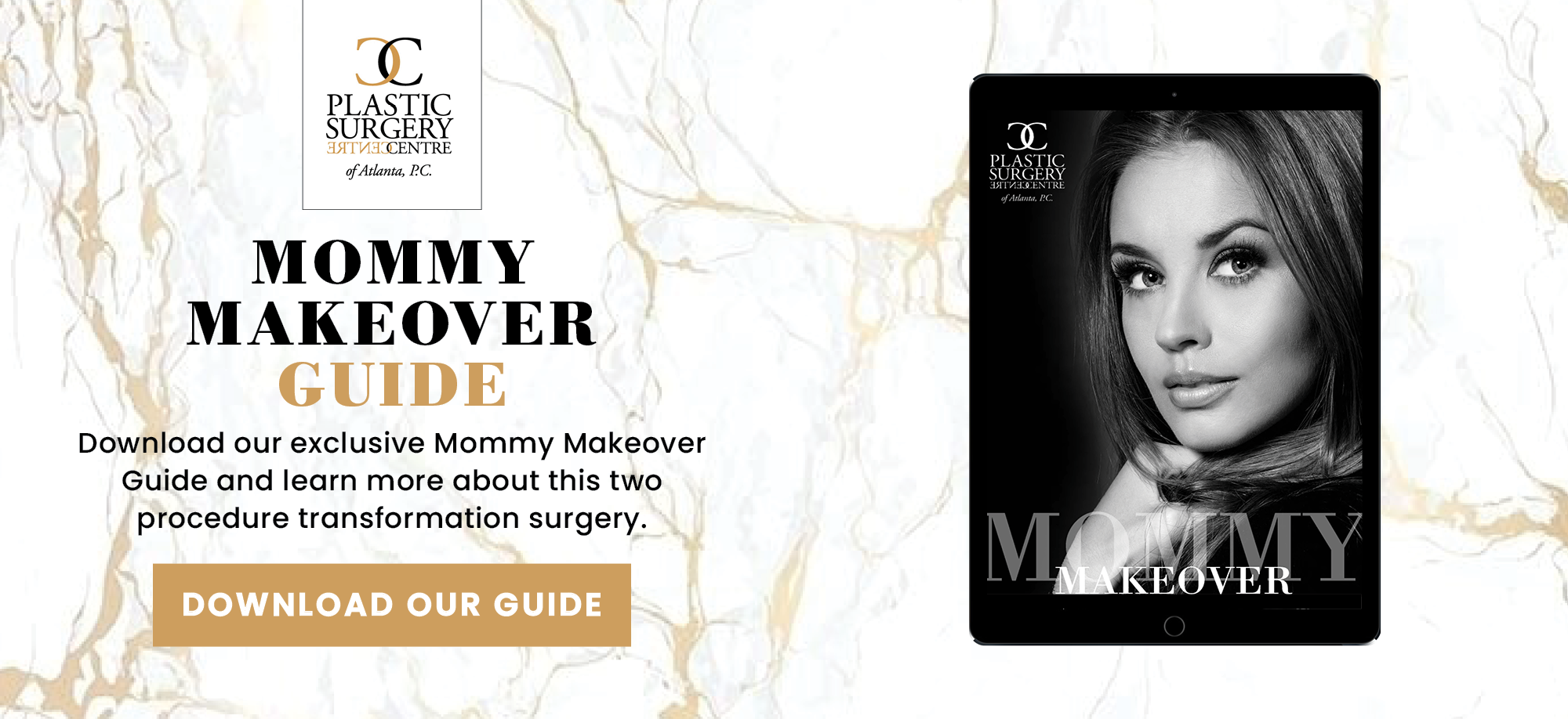Mommy Makeover Guide CTA